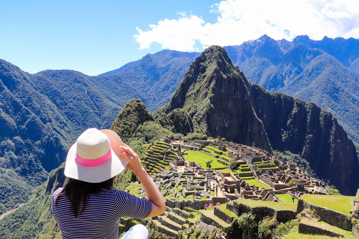 Peru Reisebericht - Machu Picchu