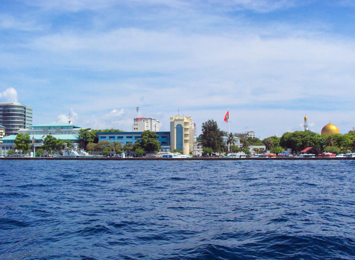 Male Malediven