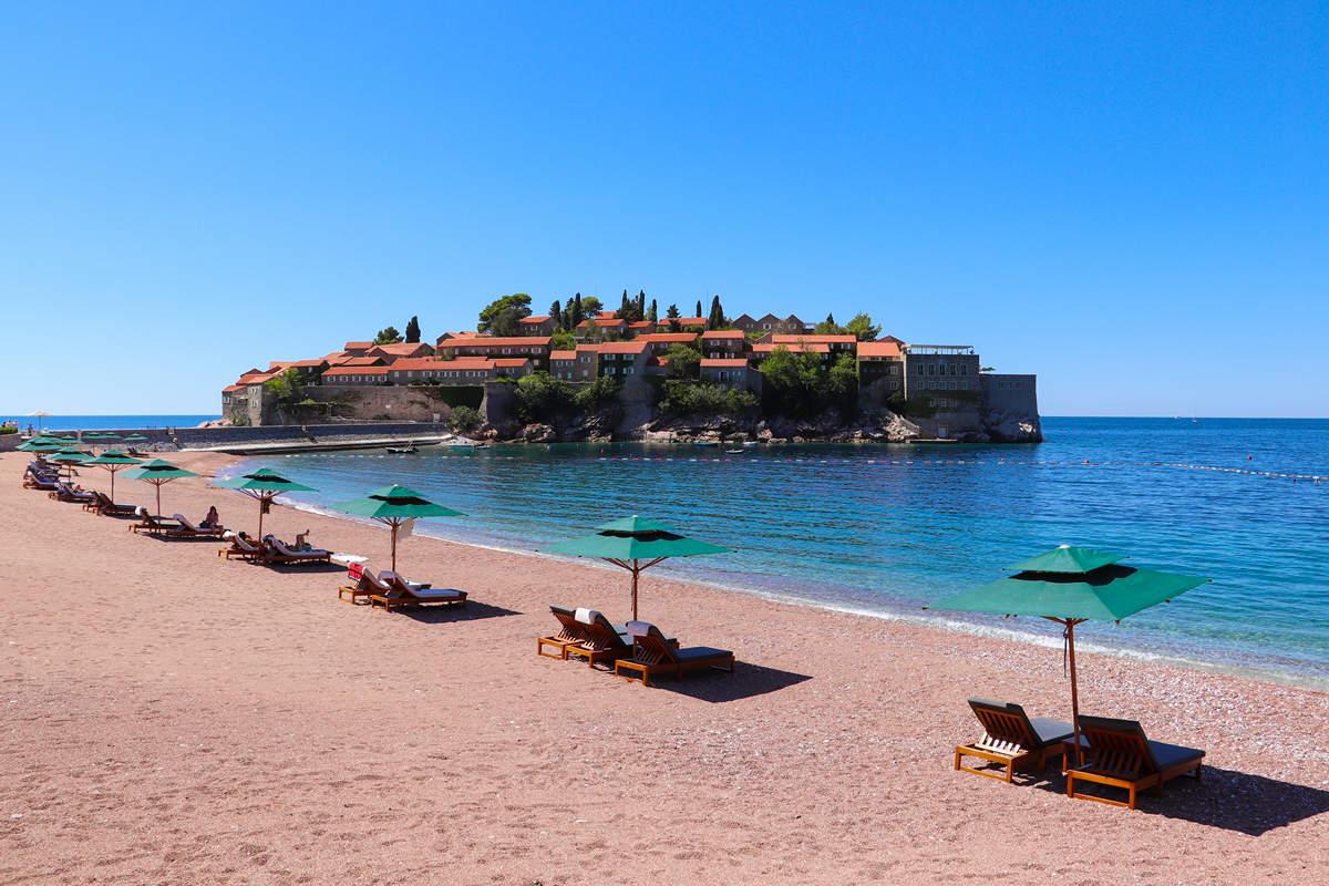 Montenegro Strand